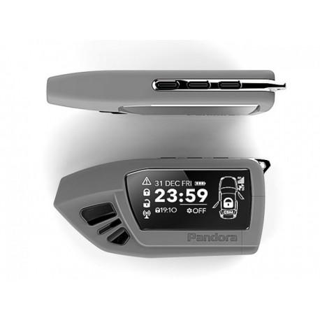 Pandora брелок D600 gray для DXL 3970