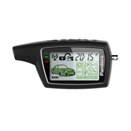 Pandora брелок LCD D0745 для LX 3055, X-2000