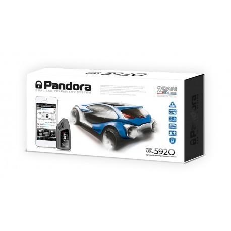 Автомобильная сигнализация Pandora DXL 5920 PRO N