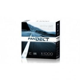Охранно-противоугонная микросистема Pandect X-1000