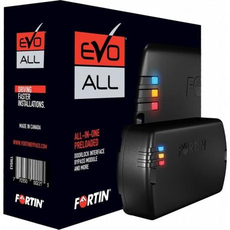 Fortin Evo-All - Бесключевой обходчик иммобилайзера