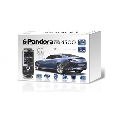 Автомобильная сигнализация Pandora DXL 4500