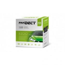 Охранно-противоугонная микросистема Pandect X-2010