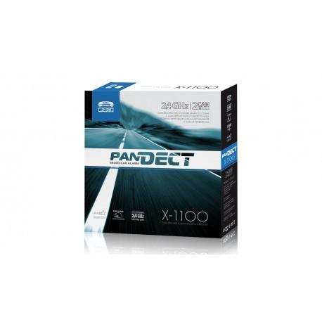 Охранно-противоугонная микросистема Pandect X-1100