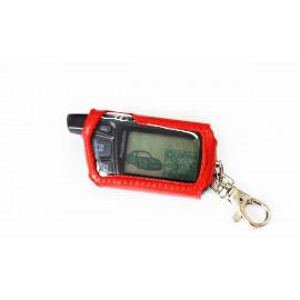 Красный чехол для брелока Pandora DXL 1870i, DXL 2500