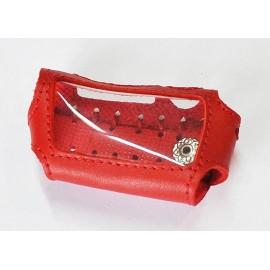 Красный чехол для брелка Pandora D-073 и D-074