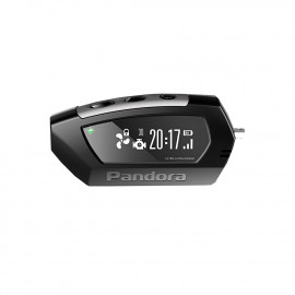 Pandora брелок с ЖК D-174